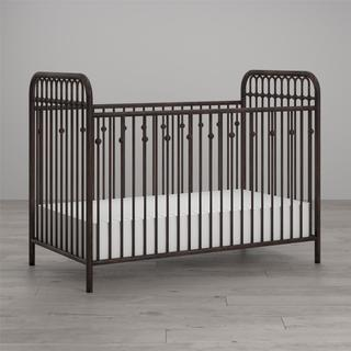 Little Seeds Monarch Hill Ivy Steel Metal Crib