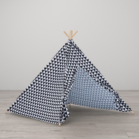 Little Seeds Rowan Valley Black and White Teepee