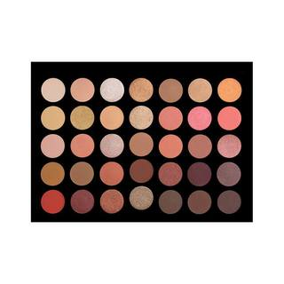Crown 35RG Rose Gold Eyeshadow Palette