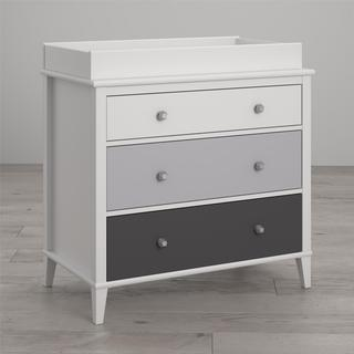 Little Seeds Monarch Hill Poppy 3-Drawer Changing Table