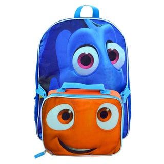 Finding Dory 16-inch Backpack W/ Lunch Bag