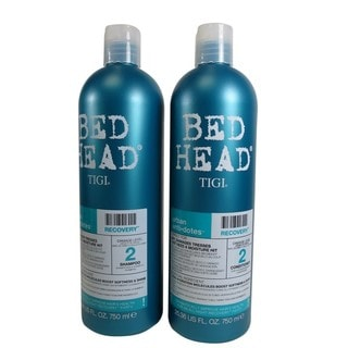TIGI Bed Head Urban Anti-Dotes Recovery 25.36-ounce Shampoo & Conditioner Duo