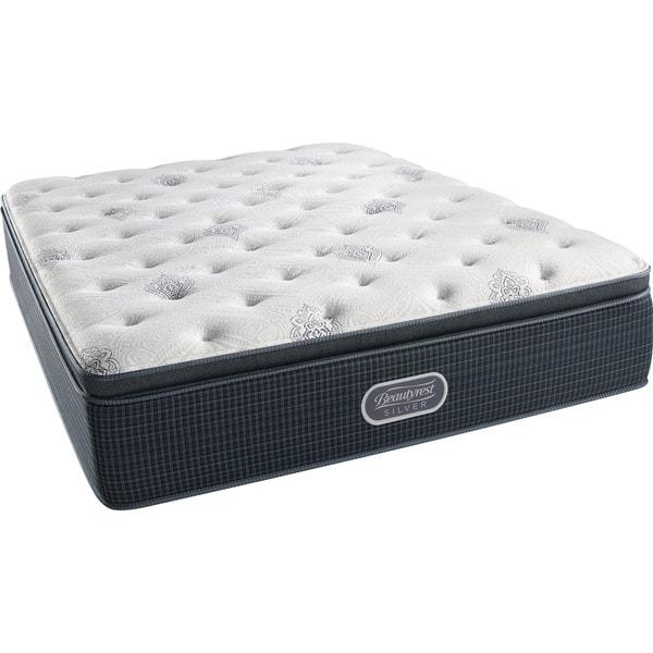 Beautyrest Silver Maddyn Pillow Top Luxury 14-inch Full-size Firm Mattress
