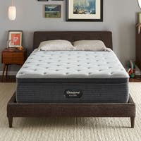 Beautyrest Silver Maddyn Pillow Top Luxury 14-inch Full-size Firm Mattress