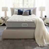 Beautyrest Maddyn Factory Select Plush 12-inch Twin-size Mattress Set