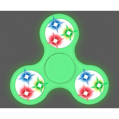 LED Glow Elite Fidget Spinner