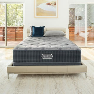 Beautyrest Silver Discovery Bay Luxury Firm 13.5-inch California King-size Mattress Set