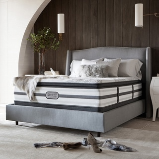 Beautyrest Platinum Angelica Pillow Top Luxury Firm 14.5-inch Queen-size Mattress