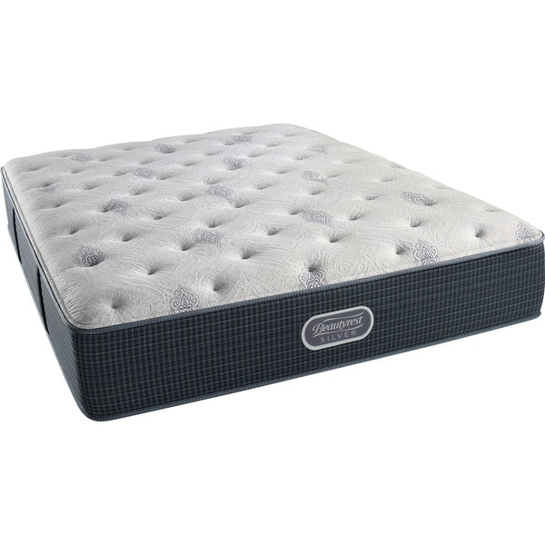 Beautyrest Silver Discovery Bay Luxury Firm 13.5-inch Full-size Mattress