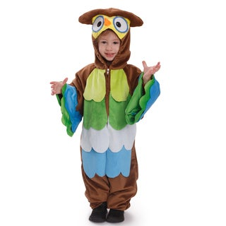 Hoo Hoo Owl Costume - By Dress Up America