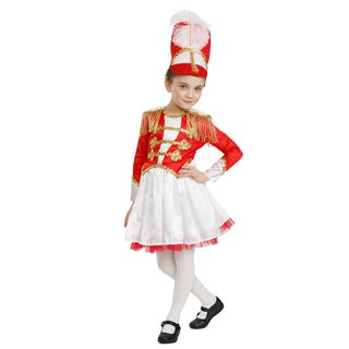 Fancy Drum Majorette Costume - By Dress Up America