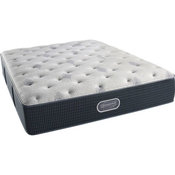 Shop Beautyrest Silver Discovery Bay Luxury Firm 13 5 Inch