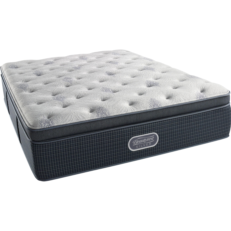 Beautyrest Silver Discovery Bay Plush Pillow Top California King-size Mattress - N/A (California King)