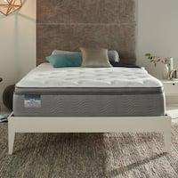 Simmons Beautysleep Coral Reef Luxury Firm Pillow Top 12.5-inch California King-size Mattress Set - N/A