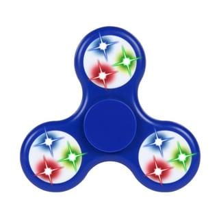 LED Blue Elite Fidget Spinner