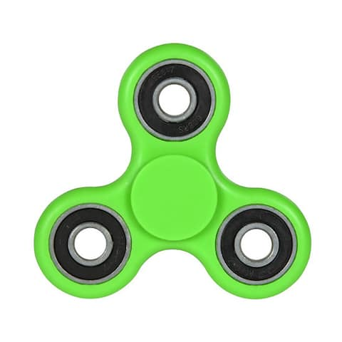 Neon Green Elite Fidget Spinner