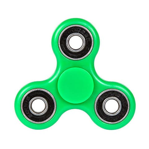 Green Elite Fidget Spinner