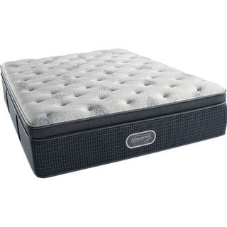 Simmons Beautyrest Silver Discovery Bay Plush Pillow Top King-size Mattress