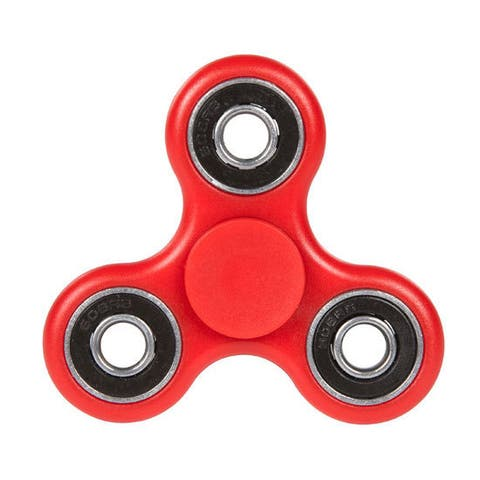 Red Elite Fidget Spinner