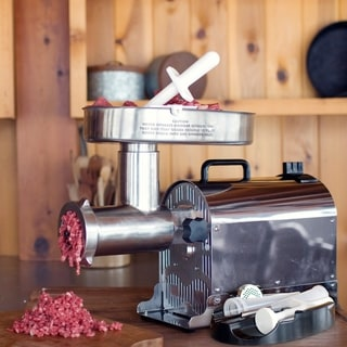 Weston Pro Series #22 Meat Grinder - 1.5 HP