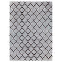 """Studio by Brown Jordan Hastings Rope/Grey Area Rug by Gertmenian - 9'2"""" x 13'"""