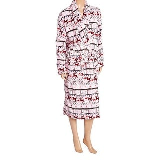 Ladies Christmas Robe