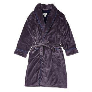 Colours Alexander Julian Plush robe https://ak1.ostkcdn.com/images/products/17004595/P23286015.jpg?impolicy=medium