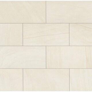 12x24 Field Tile Purestone Bianco (Case of 6)