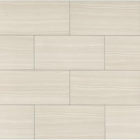 12x24 Matrix Field Tile Bright (Case of 8)