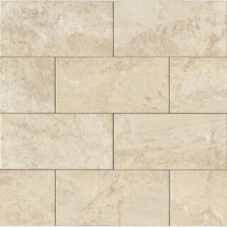 6x12 Field Tile Creme Brulee (Case of 20)