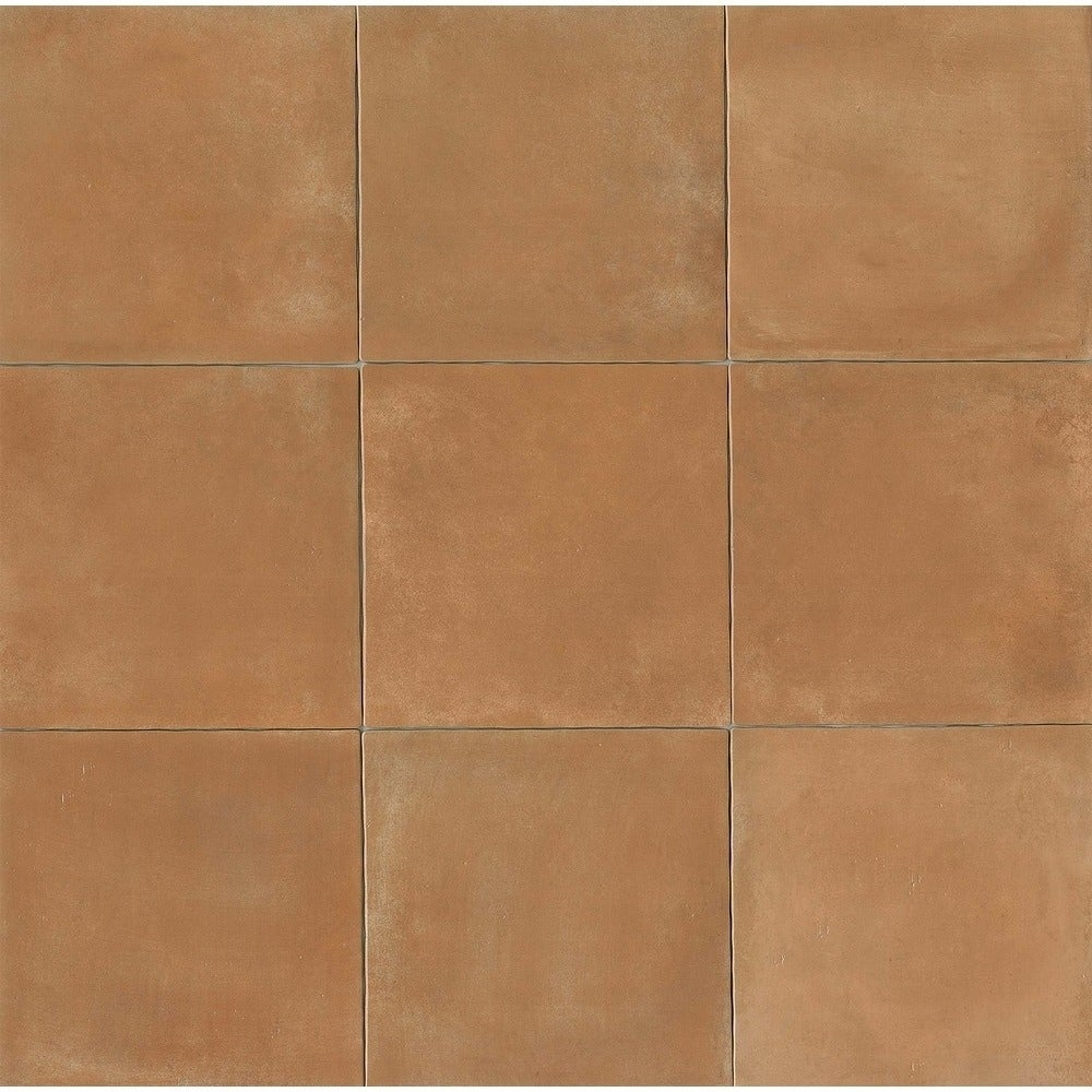 14x14 Cotto Siena Gloss Finish (Case of 8)