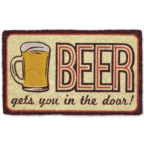 Beer Doormat