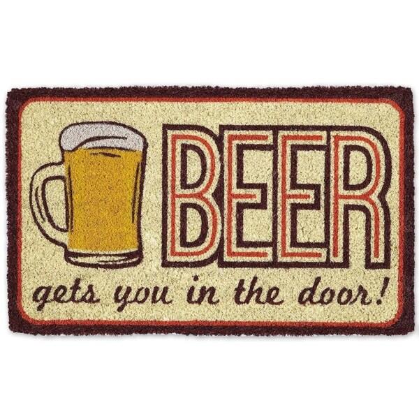 Beer Doormat. Opens flyout.
