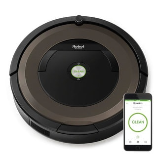 iRobot Roomba 890 Wi-Fi Connected Robot Vacuum