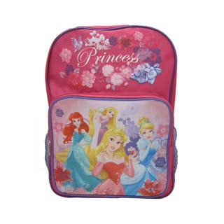 Disney Princess 16-inch Backpack|https://ak1.ostkcdn.com/images/products/17006165/P23287505.jpg?impolicy=medium