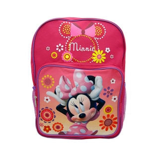Minnie Mouse 16-inch Backpack