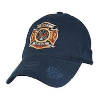 Firefighter Tribute Baseball Cap