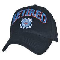 US Coast Guard Retired Hat