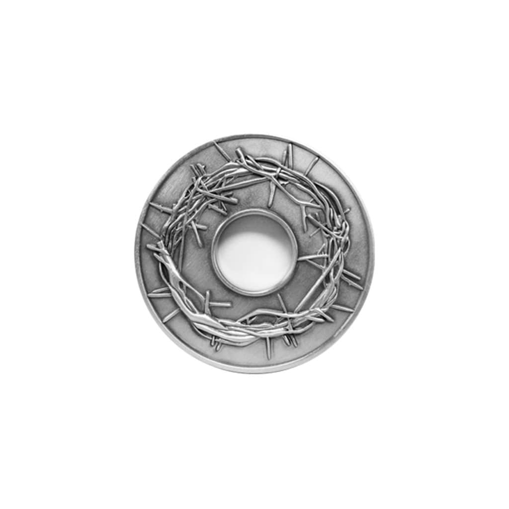 TCE Crown of Thorns Challenge Coin