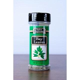 Club Pack of 12 Spice Supreme Bay Leaves Seasonings .21 oz. #30380