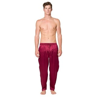 Men's Silk Lounge pant