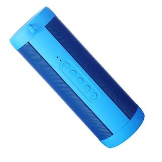 Portable V4.0 Wireless Bluetooth Speaker with LED Light Waterproof Outdoor Climbing Music Speaker