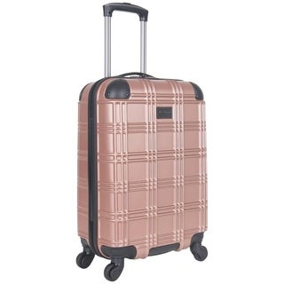 Ben Sherman Nottingham 20-inch Lightweight Carry On Hardside Spinner Suitcase