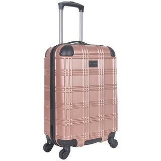 Ben Sherman Nottingham 20-inch Lightweight Hardside Carry-on 4-wheel Spinner Luggage