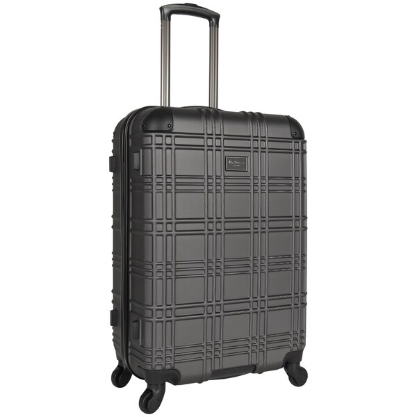 Ben Sherman Nottingham 24-inch Lightweight Hardside 4-wheel Spinner Upright Suitcase