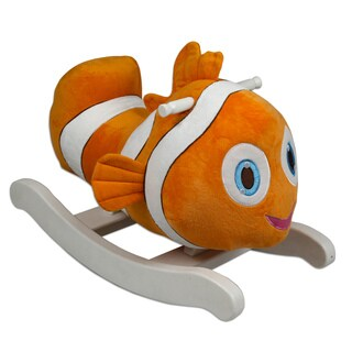 PonyLand Toys Rocking Clown Fish