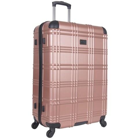 Ben Sherman Nottingham 28-inch Lightweight Hardside 4-wheel Spinner Upright Suitcase