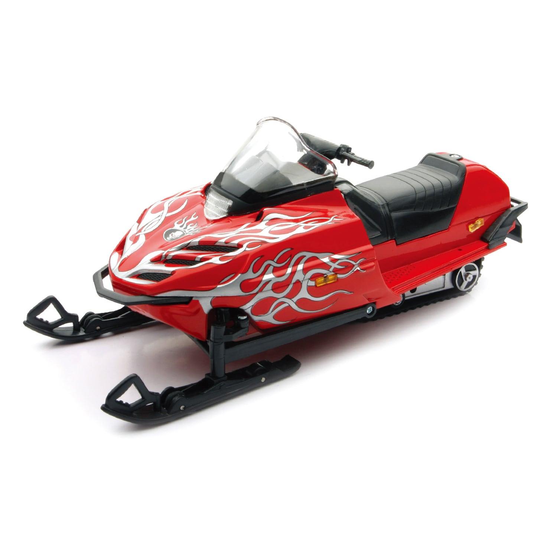 New Ray 1:12 Yamaha Snowmobile SRX 700 R/C (1:12 Yamaha S...