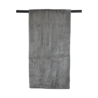 Medium Stadium Grey Throw