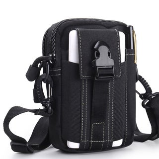 Coutlet Male Messenger Pouch Sports Travel Outdoor Pockets Messenger Bag
